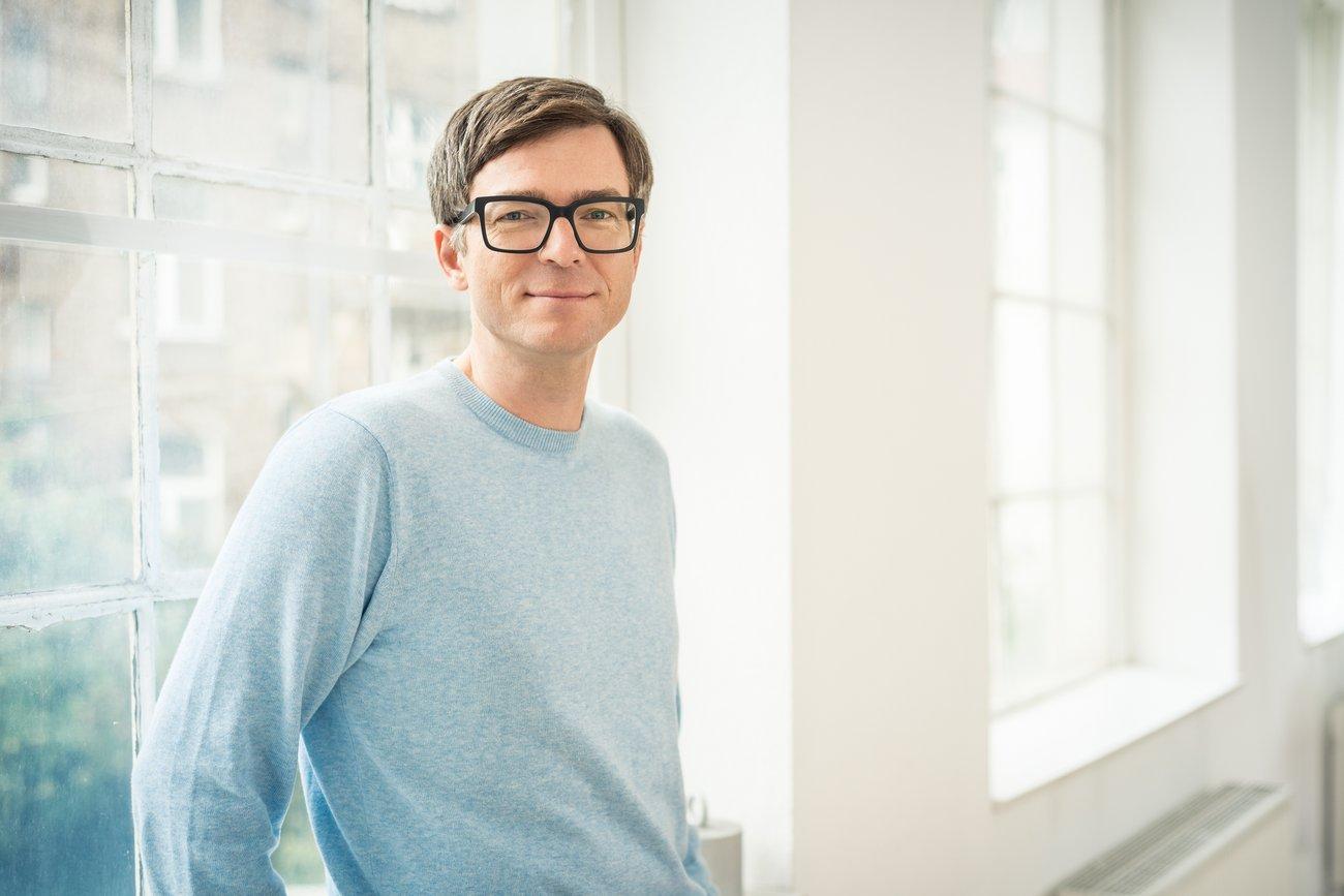 Ralph Caspers (Fotograf Johannes Haas)