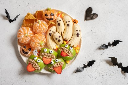 Gesunde Halloween-Rezepte