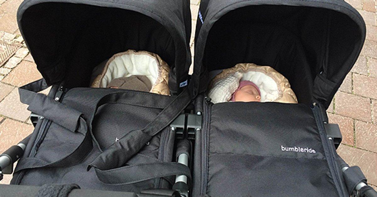 Bumbleride Indie Twin im Praxistest: Besteht der Zwillingskinderwagen? | familie.de