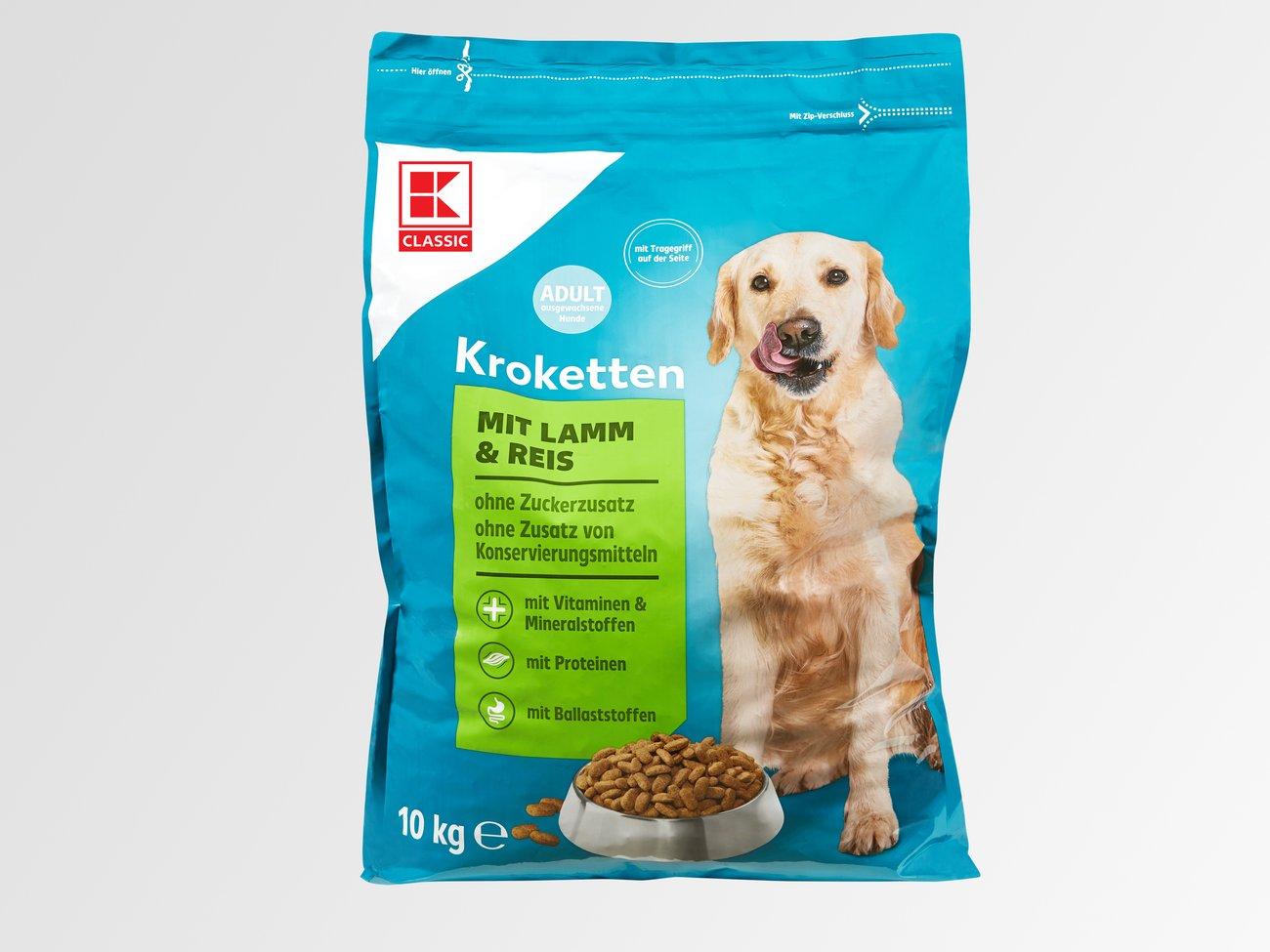 Hundefutter Stiftung Warentest Kaufland