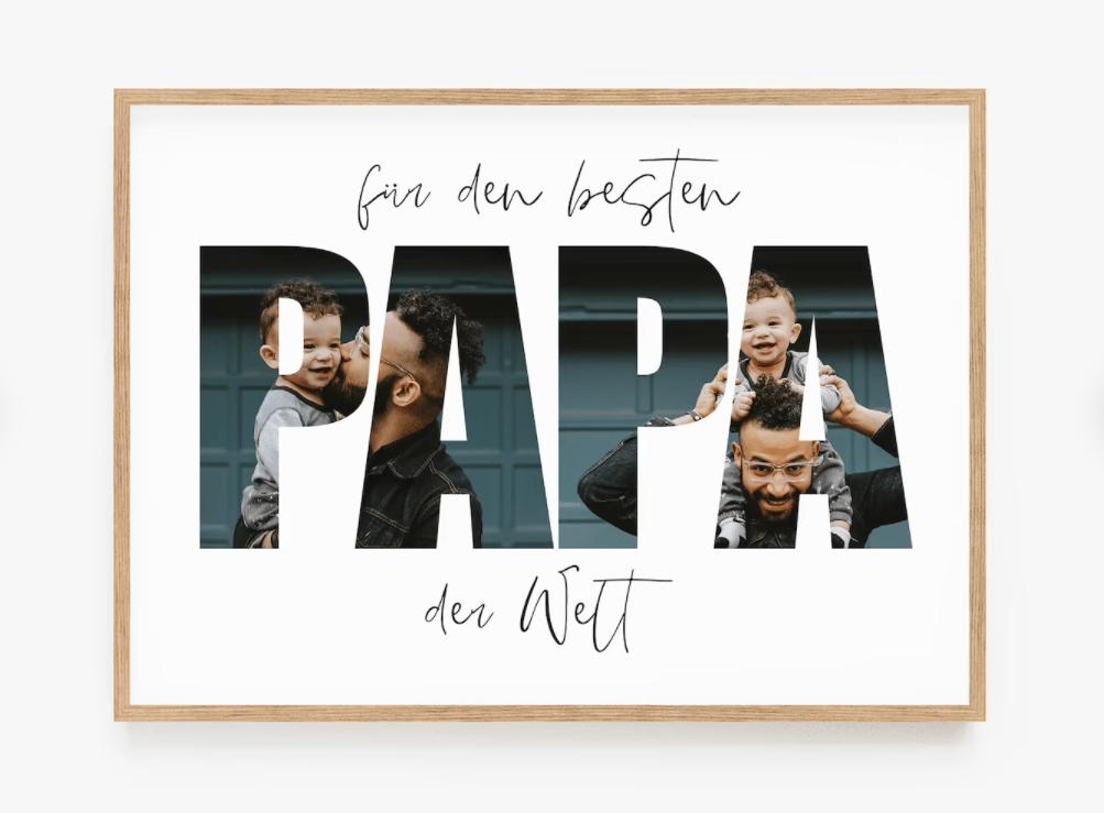 Gedicht für Papa von Tochter