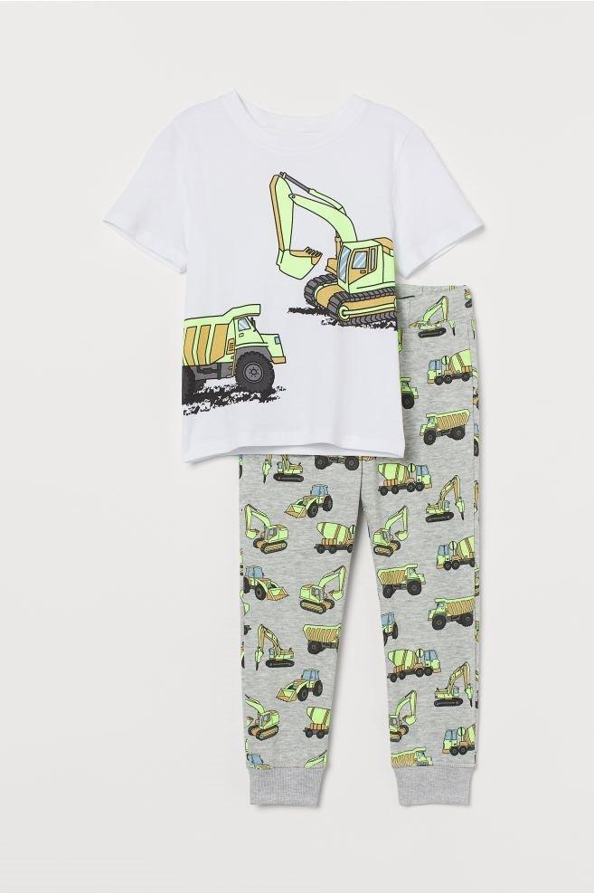 Set aus T-Shirt und Hose H & M