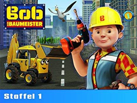 Kinderserien der 2000er: Bob der Baumeister