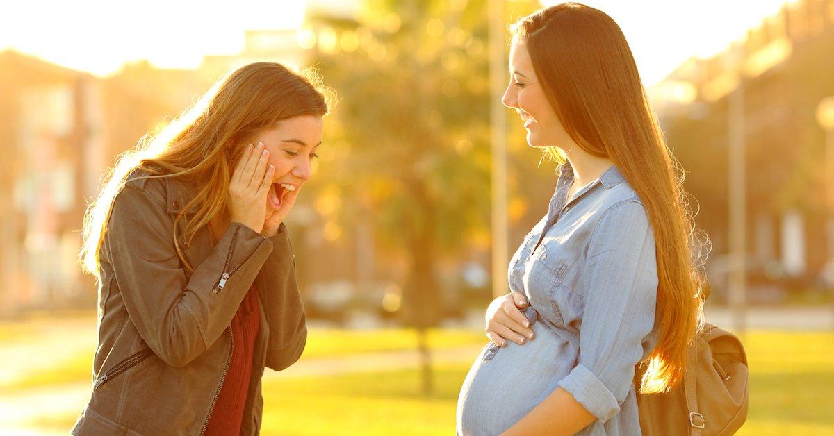 Meine Schwester schwanger machen