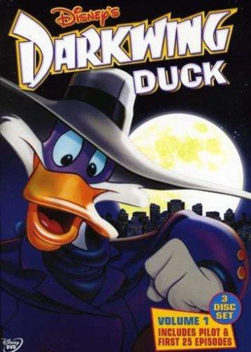 Kinderserie der 90er: Darkwing Duck