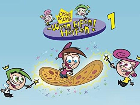 Kinderserien der 2000er: Cosmo & Wanda