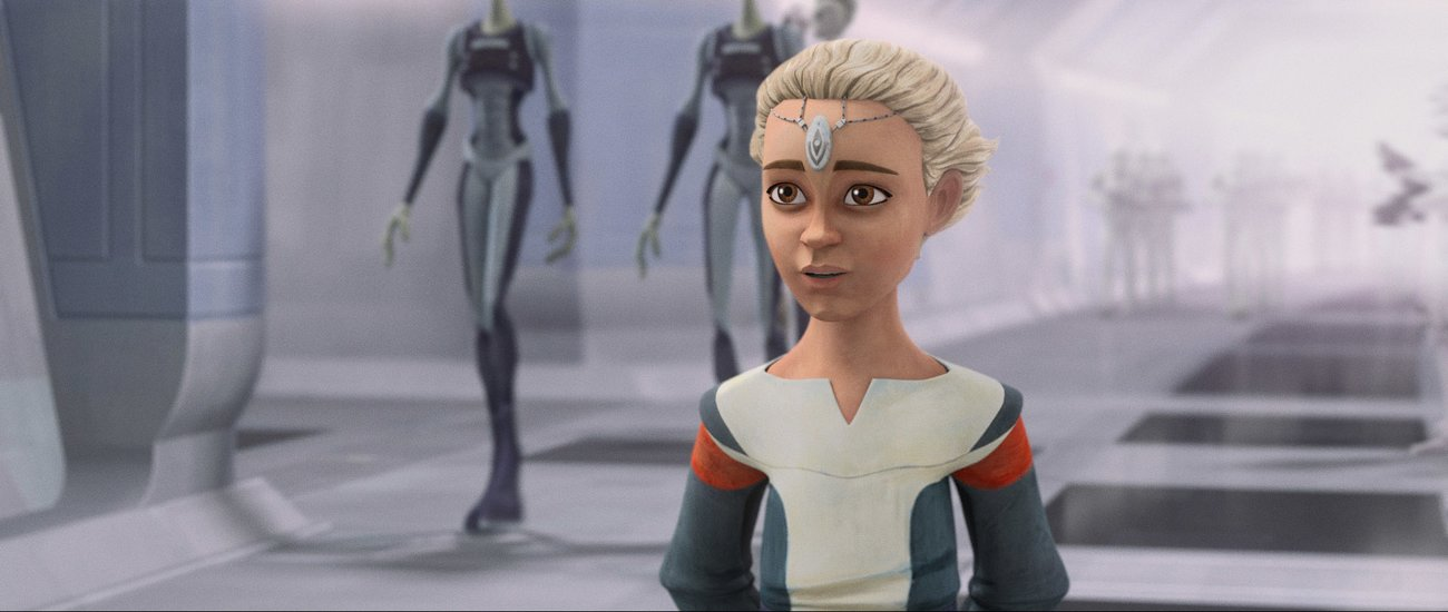 Star Wars The Bad Batch Omega