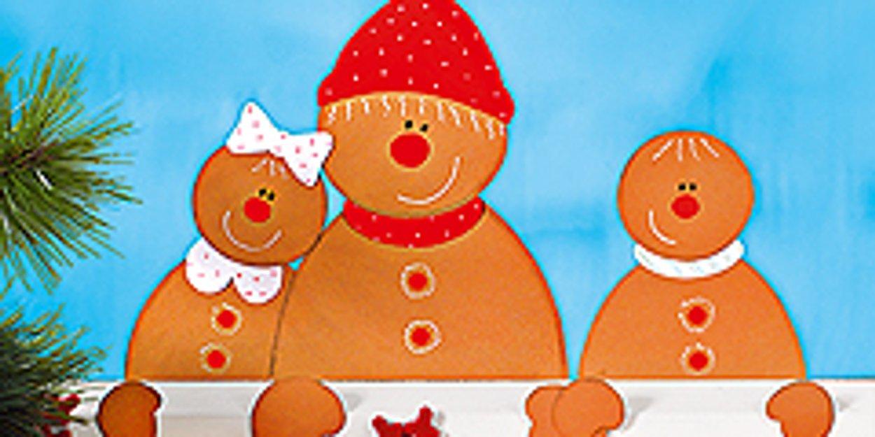 Frohliches Schneemann Fensterbild Familie De