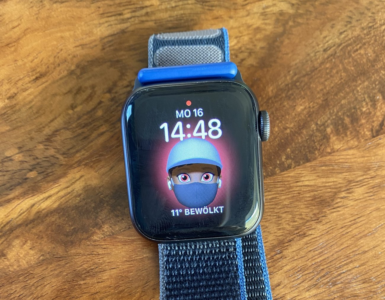 Apple Smartwatch Kinder Memoji