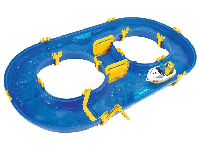 Waterplay Wasserbahn Rottedam Lidl