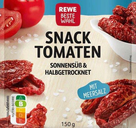 Rückruf Tomaten