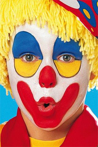 Kinderschminken In Drei Schritten Zum Clownsgesicht Familie De