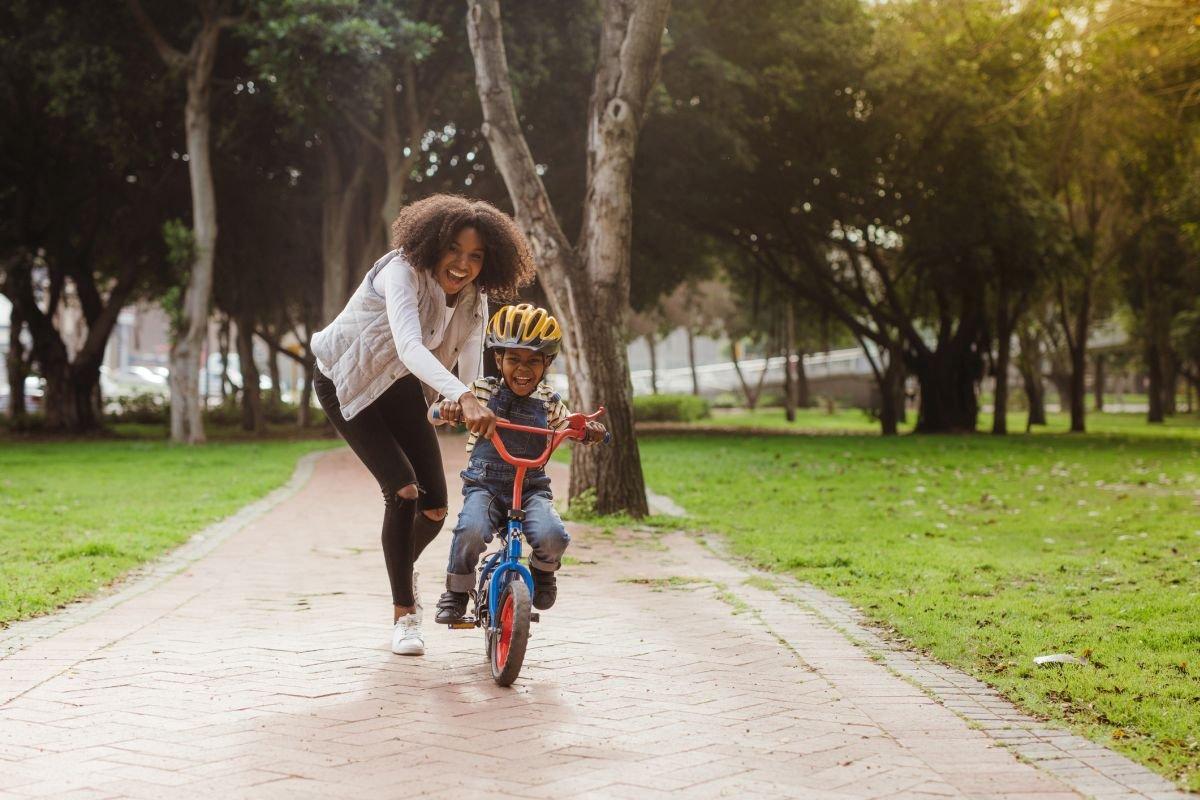Fahrradfahren Lernen So Wird Radfahren Zum Kinderspiel