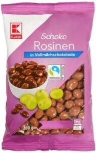 K Classik Schoko Rosinen