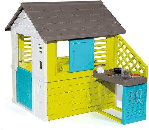 Kinder-Gartenhaus: Spielhaus Pretty von Smoby