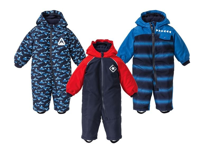 Baby Winteroverall Lidl Angebot