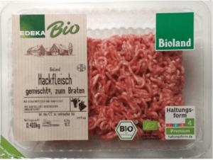 Edeka Bioland Hackfleisch