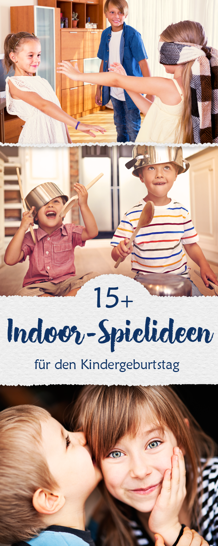 Ideen für Spiele am Kindergeburtstag   familie.de