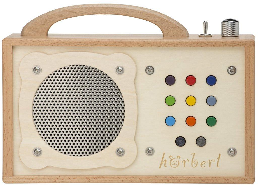 Hörbert - Kinder-Musikboxen im Stiftung Warentest