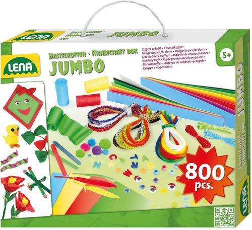 Bastelboxen für Kinder: Bastelbox Jumo von lena