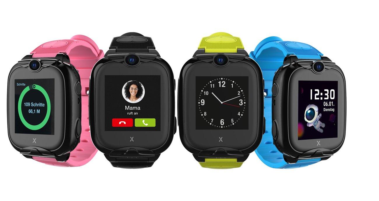Funktionen der Smartwatch