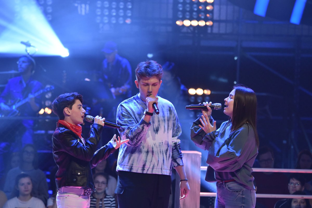 The Voice Kids Reza Vladi Luca