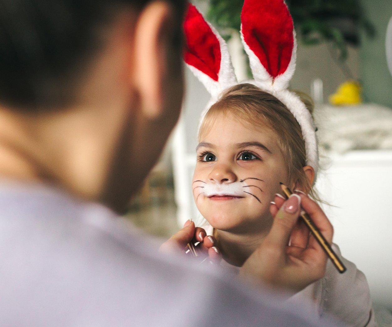 Kinderschminken Inspiration Step By Step Anleitungen Familie De