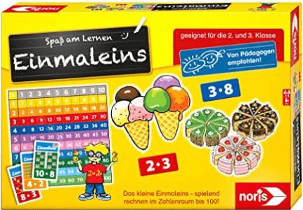 Spaß am Lernen, Kinder Lernspiel zum Einmaleins Lernen