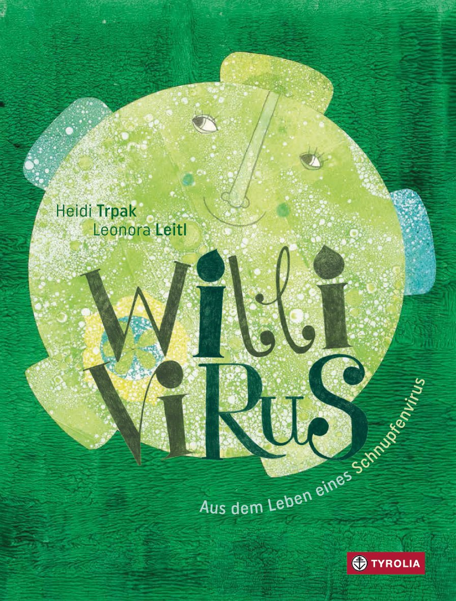 Virus Willi Virus Kinderbuch