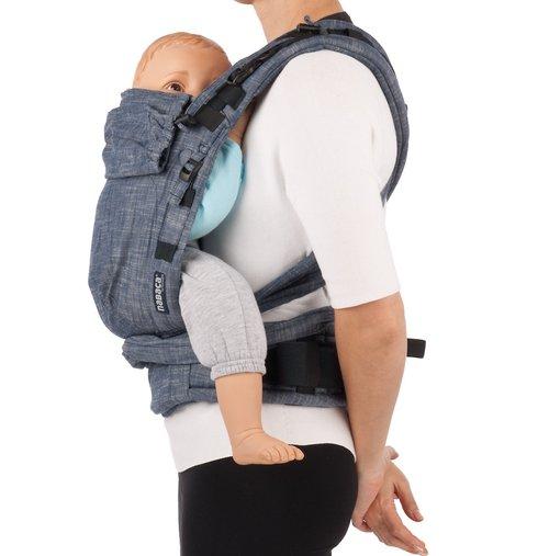 Hoppediz Babytrage Test