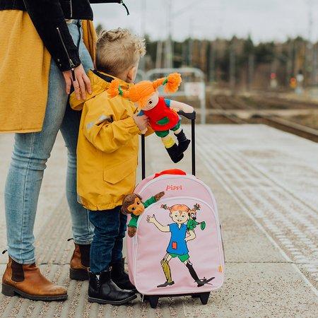Kinderkoffer Pippi Langstrumpf