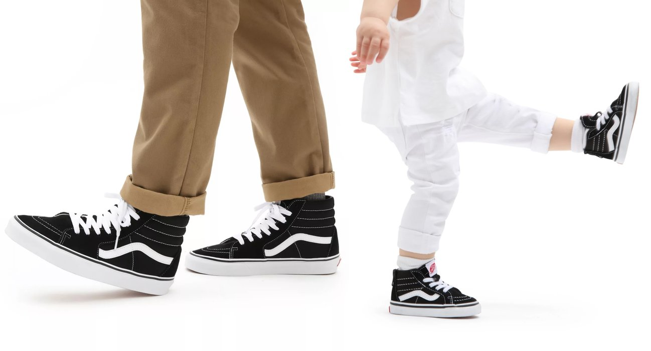 Vans Schuhe für Klein und Groß