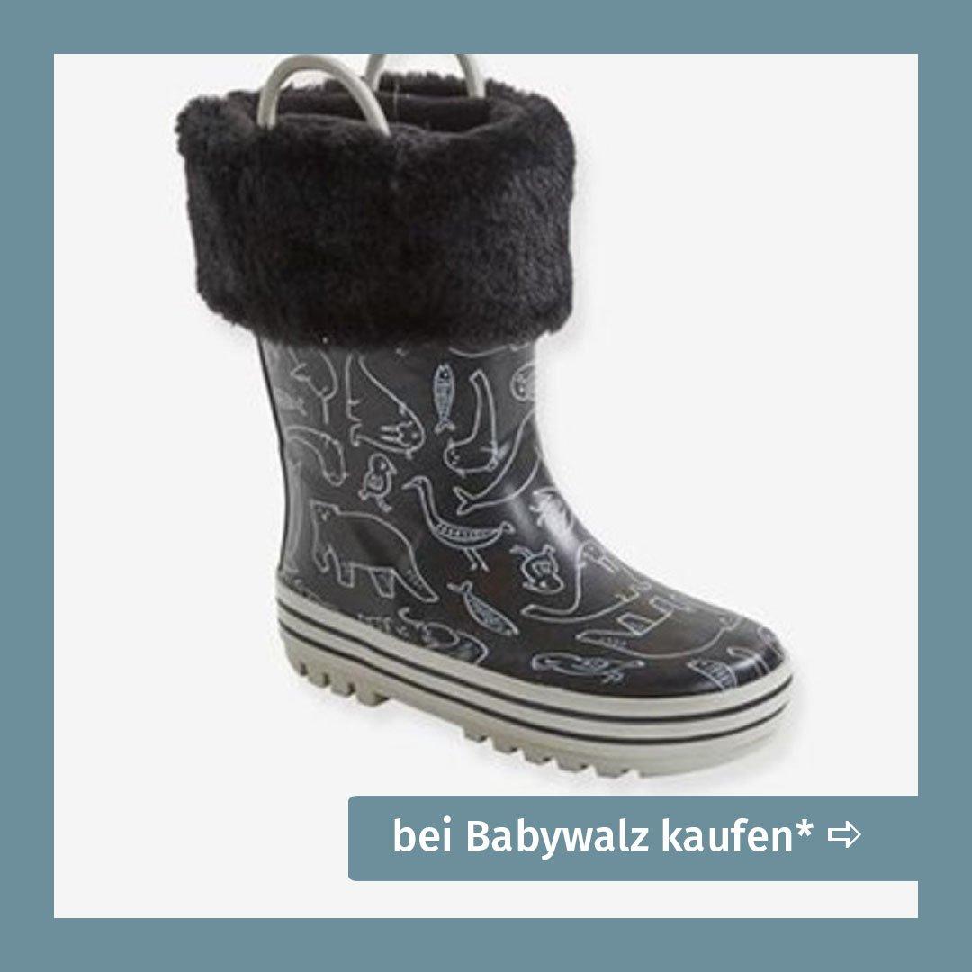Gummistiefel Winter