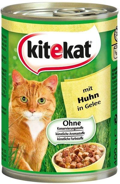 Kitekat Katzenfutter