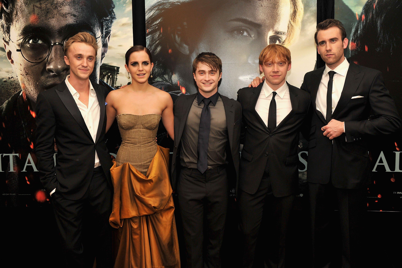 Diese Harry Potter Stars Sind Oder Werden Eltern Familie De
