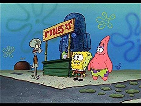 Kinderserien der 2000er: Spongebob