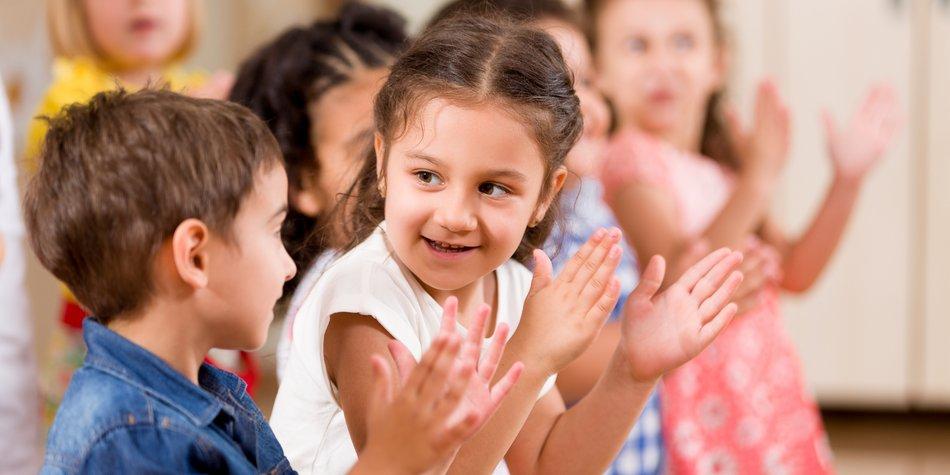 kindergeburtstag spiele kennenlernen