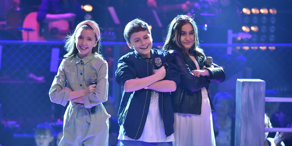The Voice Kids: So emotional war die erste Battle-Show