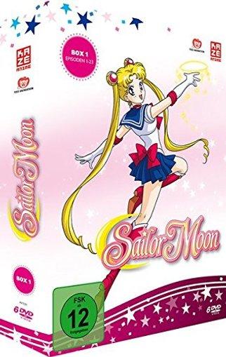 Kinderserie der 90er: Sailor Moon