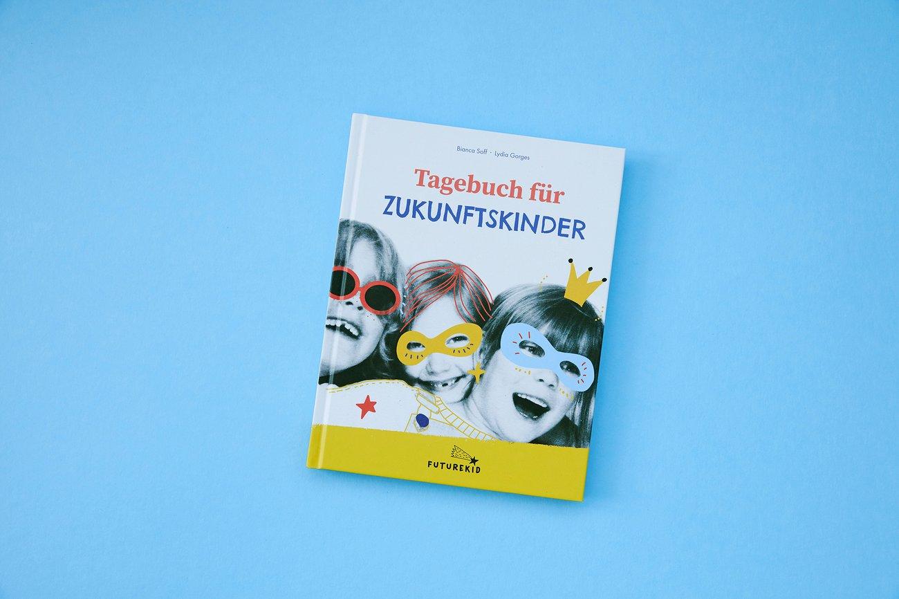 Tagebuch für Zukunftskinder Buchtipp Achtsamkeit Kinder