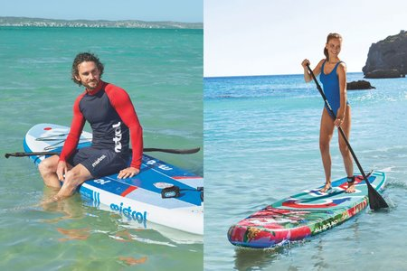 Lidl Stand Up Paddling