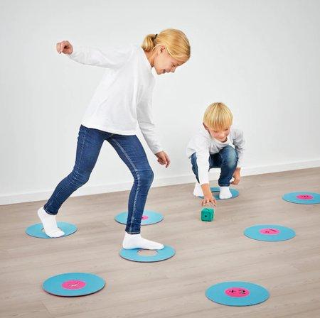 Lustigt Bodenspiel
