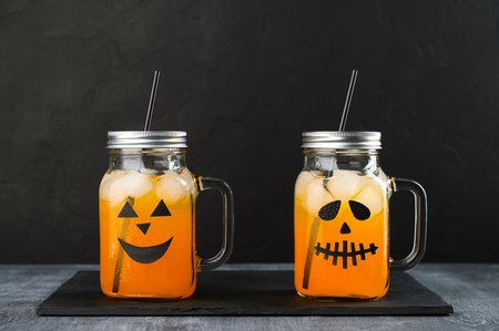 Halloween Rezepte Drinks