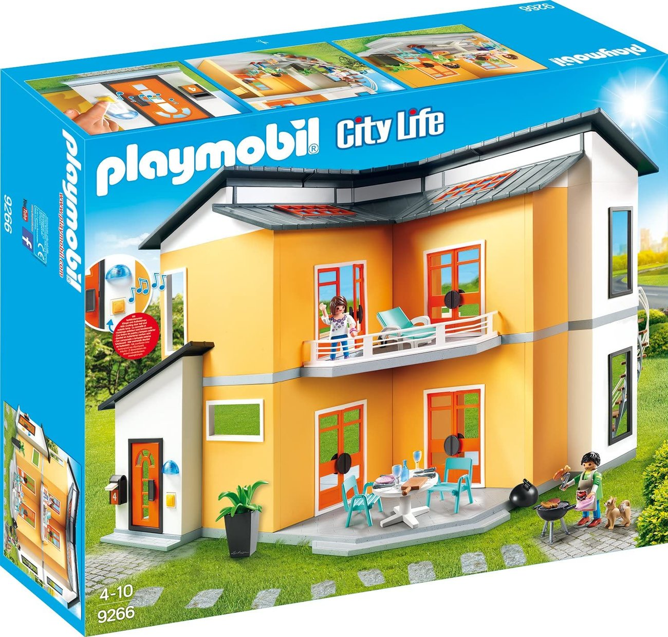 Playmobil City Life Haus