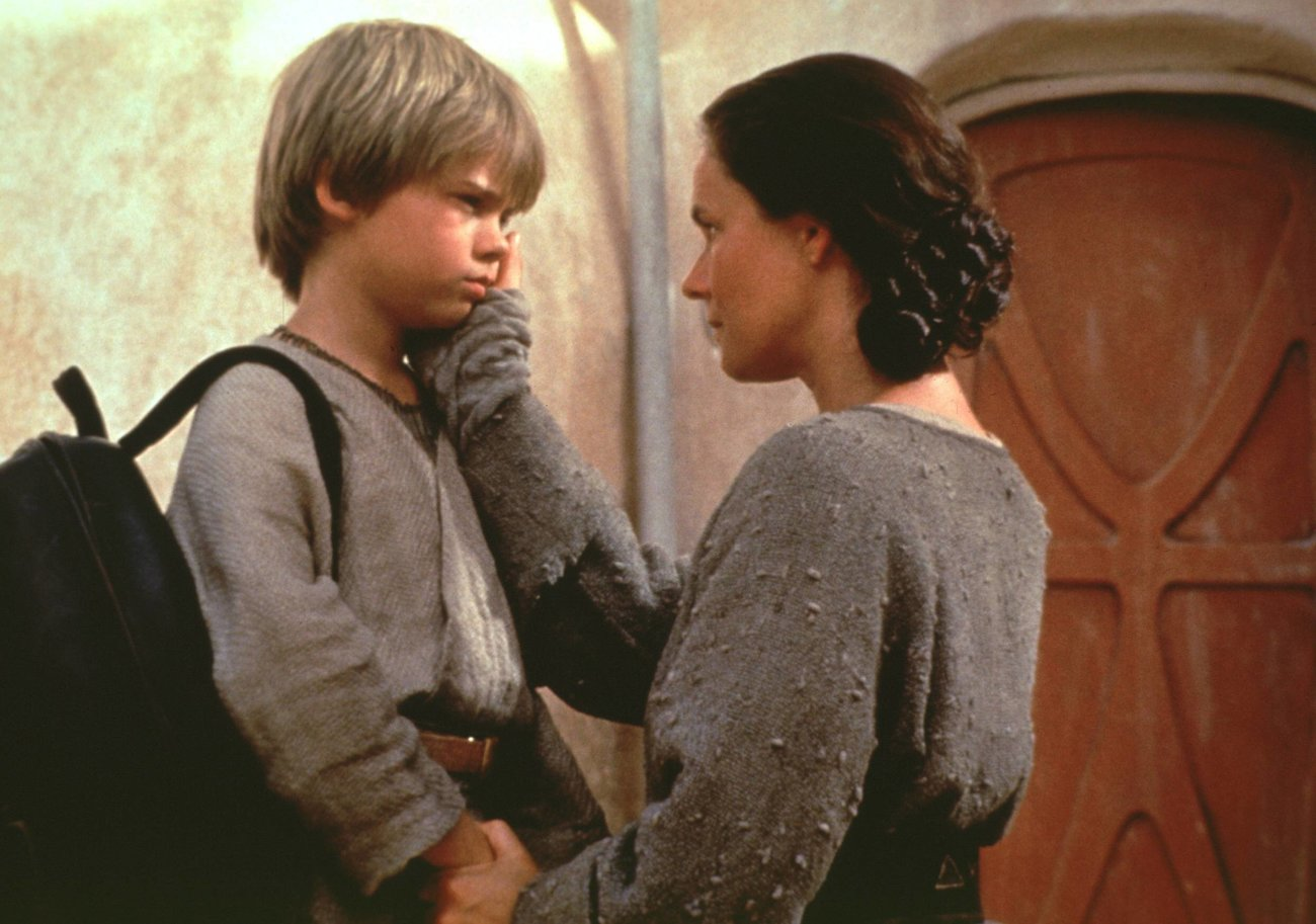 Star wars STAR WARS EPISODE 1 THE PHANTOM MENACE USA 1999 Regie George Lucas JAKE LLOYD li