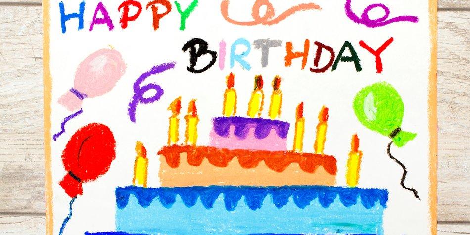 Geburtstagseinladung Text Für Die Einladungskarte Familiede