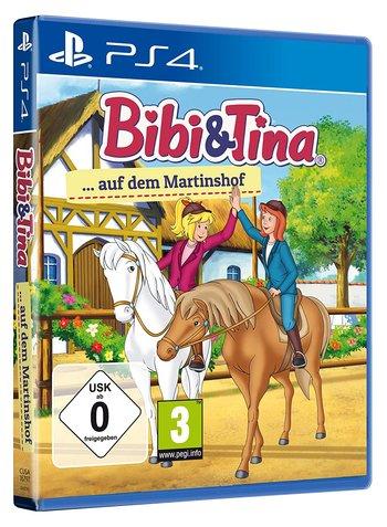 Ps4-Games für Kinder: Bibi & Tina