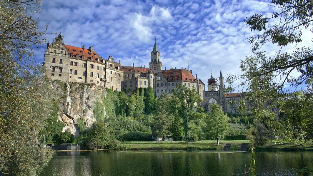 Die Donau bei Sigmaringen Unsplash