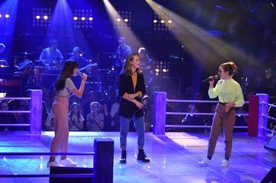 The Voice Kids Mayoumi Paula Anja