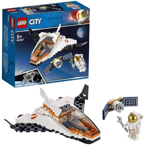 Amazon Sommer Sale Lego City Satellitenstation